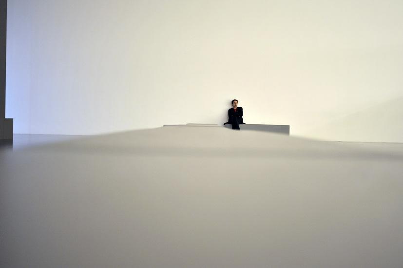 Centre Pompidou Metz surveillant 01