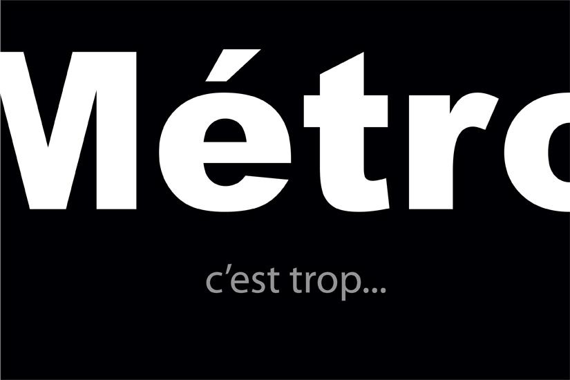 Métro - 1