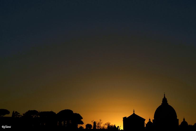 Basilique depuis pont Rome jfl 02
