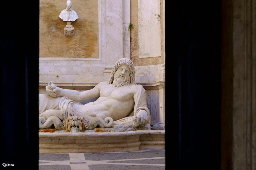 Statue Musée du Capitole Rome jfl 01