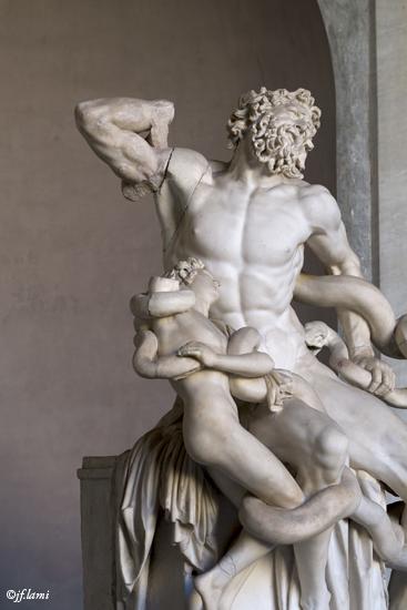 Statue Musée du Capitole Rome jfl 17