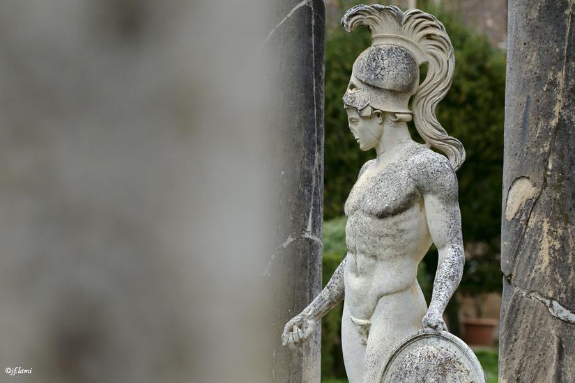 Statue Villa d'Hadrien jfl 02R