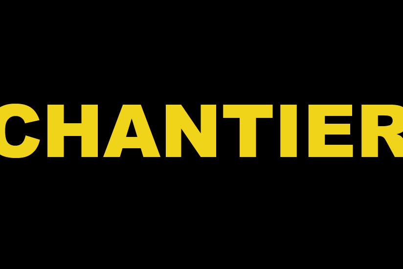 Chantier 01